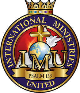 International Ministries United (IMU) Logo