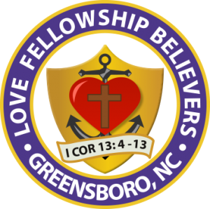 Love Fellowship Believers Logo